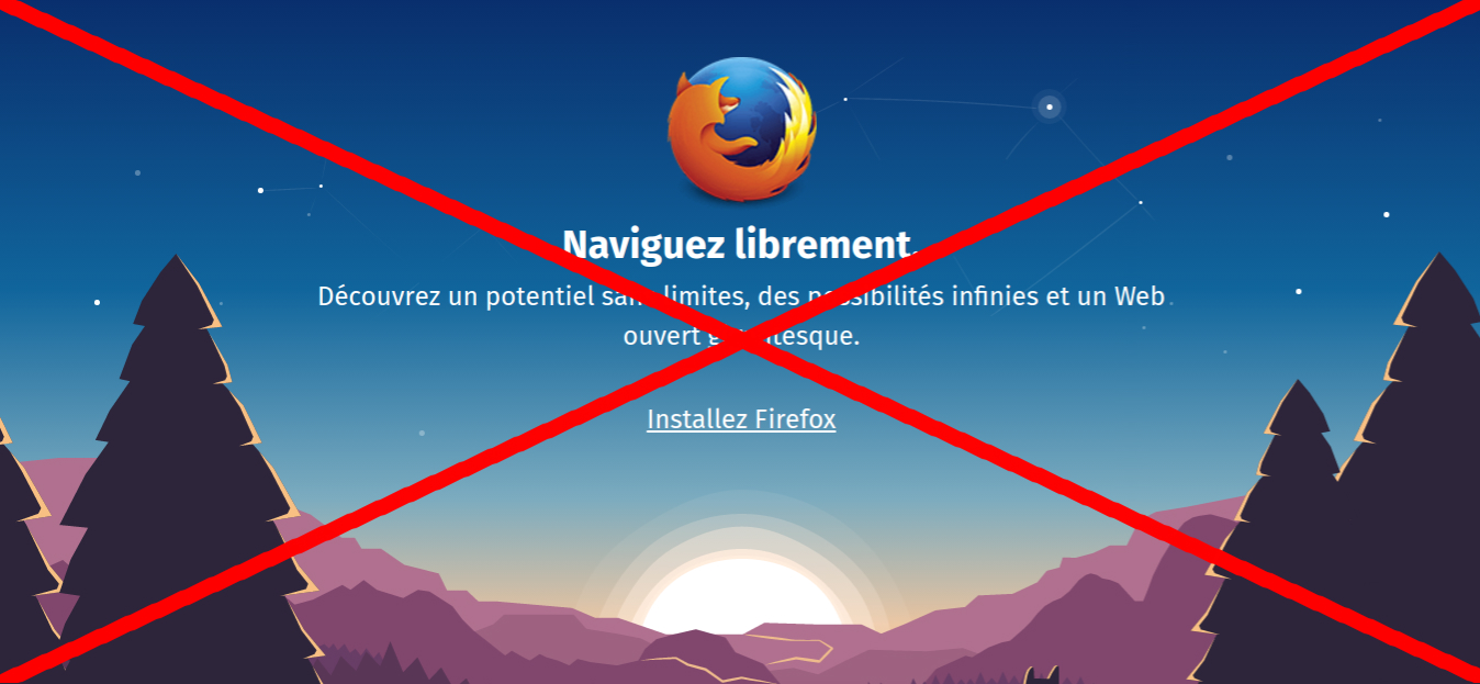 Hy Tech - fin du support de Firefox pour Windows XP et Windows Vista