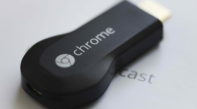 Rendez votre TV connectée grâce au Chromecast