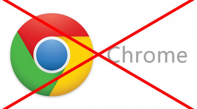 Chrome arrête le support des anciens systèmes