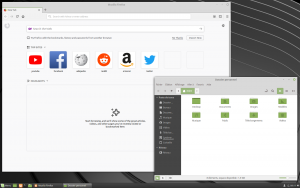 JL informatique # Le blog : Linux Mint Firefox & Explorateur de fichiers
