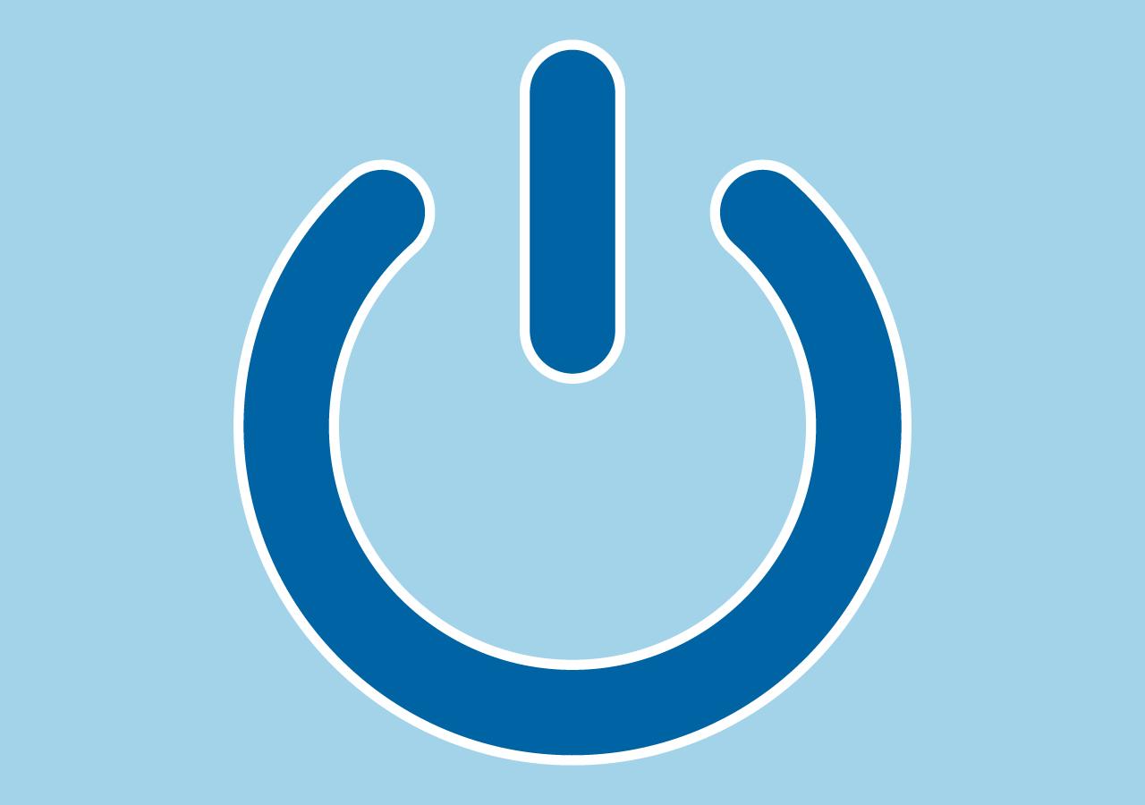JL informatique #le blog - Comment forcer son ordinateur ou son smartphone à s'éteindre ?