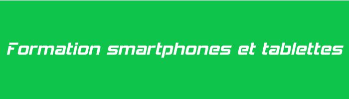 JL informatique - Formation smartphones et tablettes