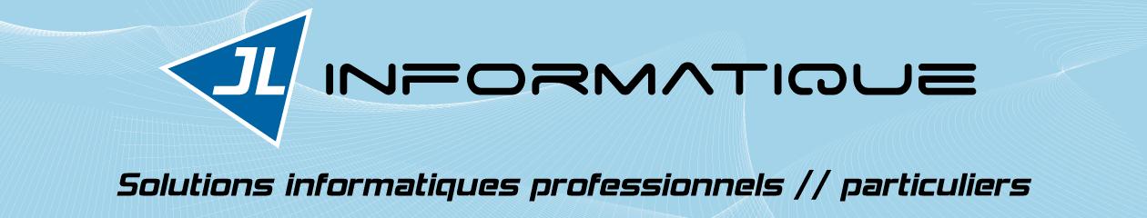 JL informatique – Solutions informatiques professionnels // particuliers